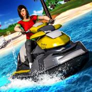 动力船,水上运动摩托艇和游轮驾驶模拟器3D