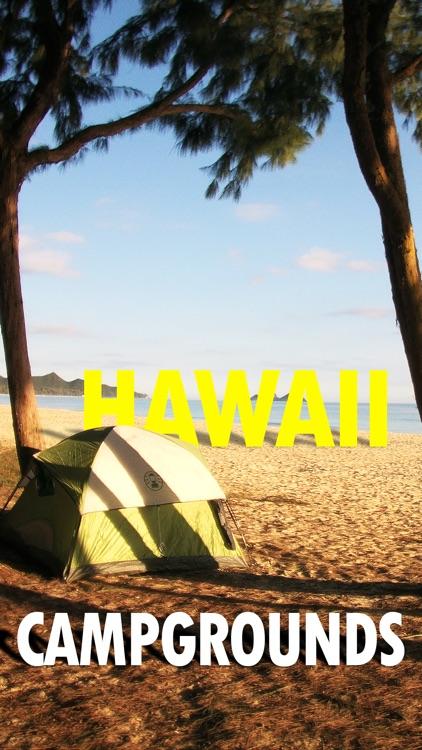 Hawaii Camping