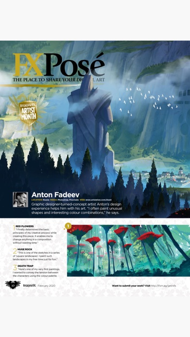 Imaginefx review screenshots