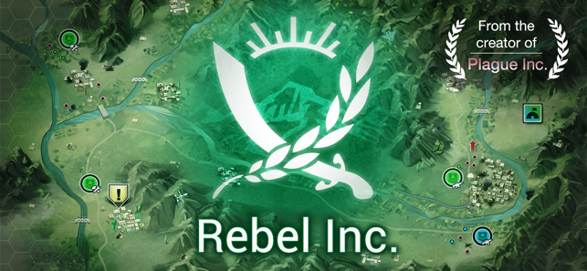 ‎Rebel Inc. Screenshot