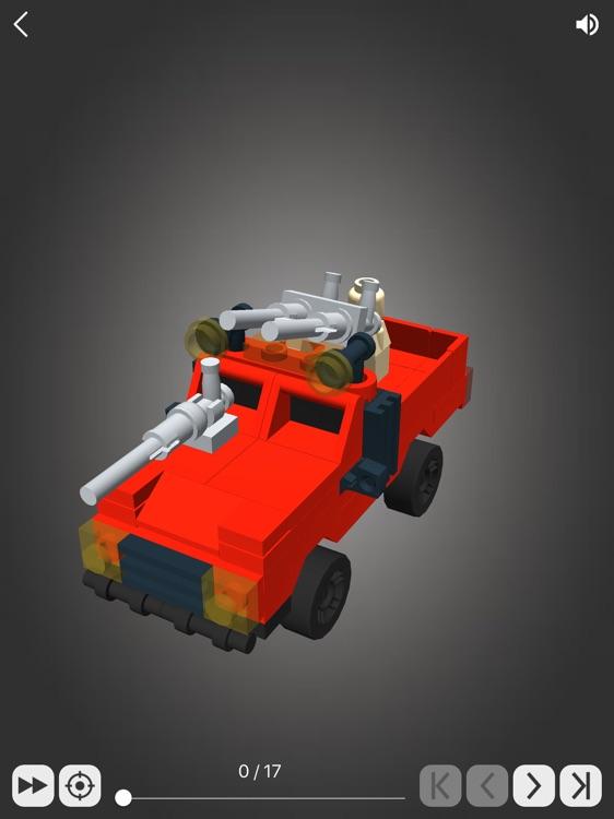 Brick Junior: Fighting Vehicle screenshot-3