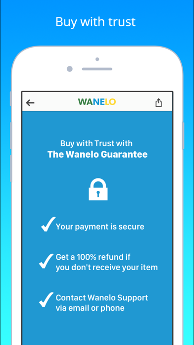 messages.download Wanelo - Shopping & Fashion software