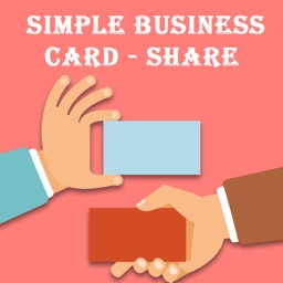 Simple Business Card - share
