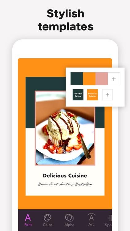 Pinso-Flyer & Poster Maker screenshot-3