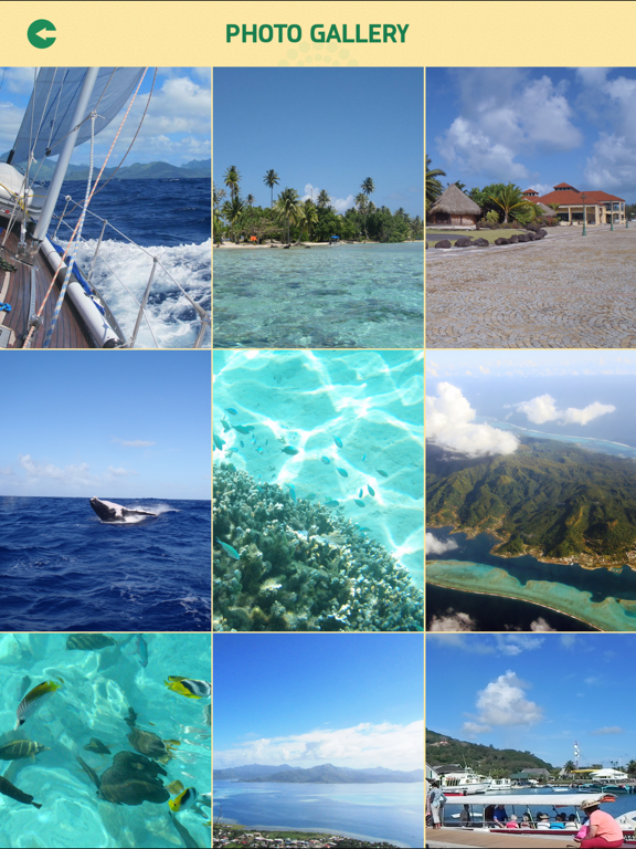 Raiatea Island Tourism screenshot 10