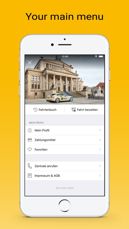 taxi.eu screenshot-4