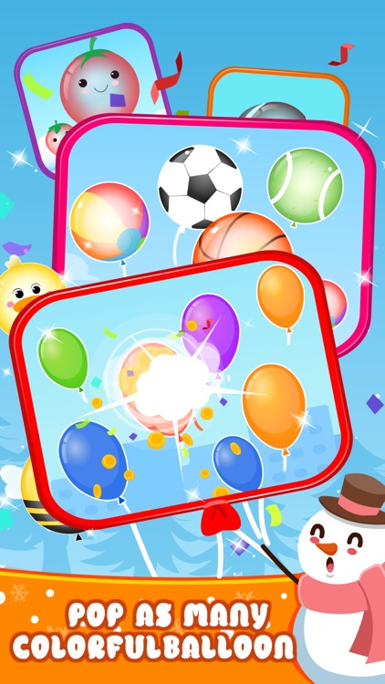 Pop it - Balloon Pop screenshot-2