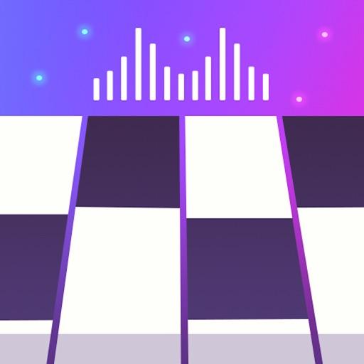 别踩音乐块儿-2019魔法钢琴节奏  大师音乐游戏
