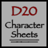 How to install D20 Character Sheets in iPhone