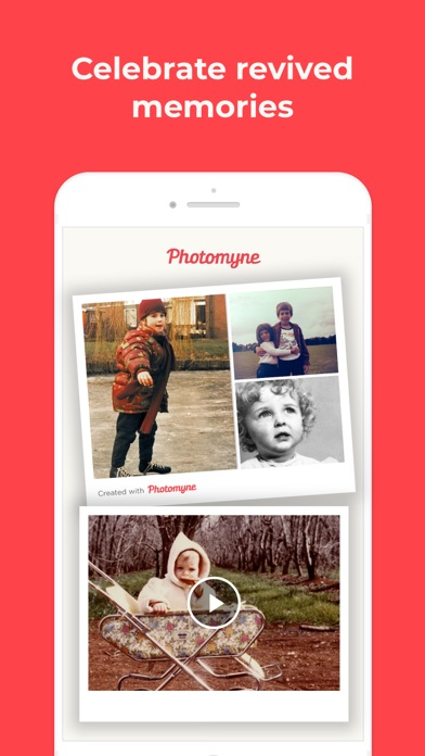 Photo Scanner Plus - Photomyne Screenshots