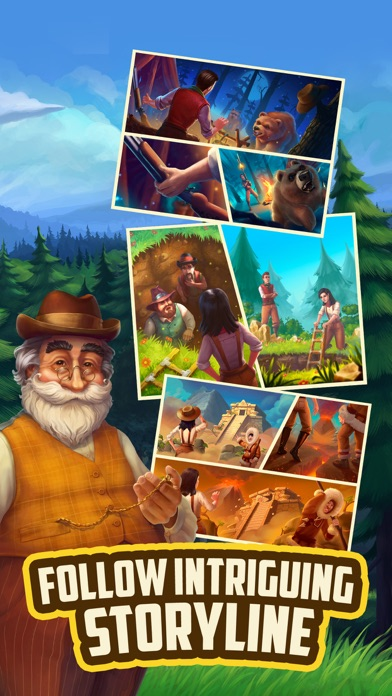 Klondike Adventures: Farm Game for windows pc