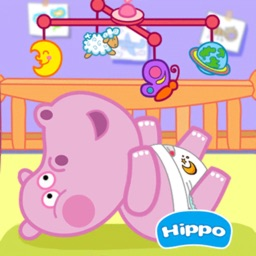 Hippo pet care game simulator