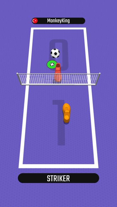 Foot Tennis 3D screenshot 5