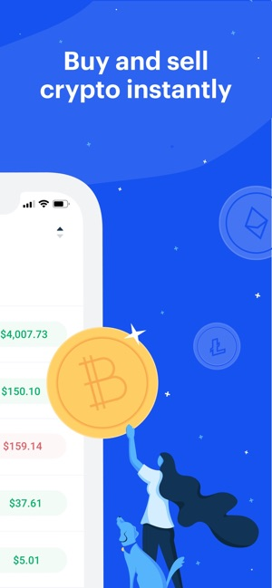 where to sell cryptocurrency