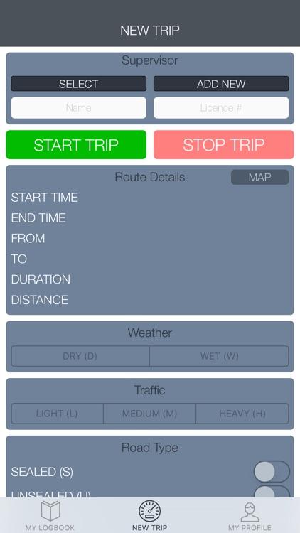 LogMyDrive - Learner Logbook screenshot-3