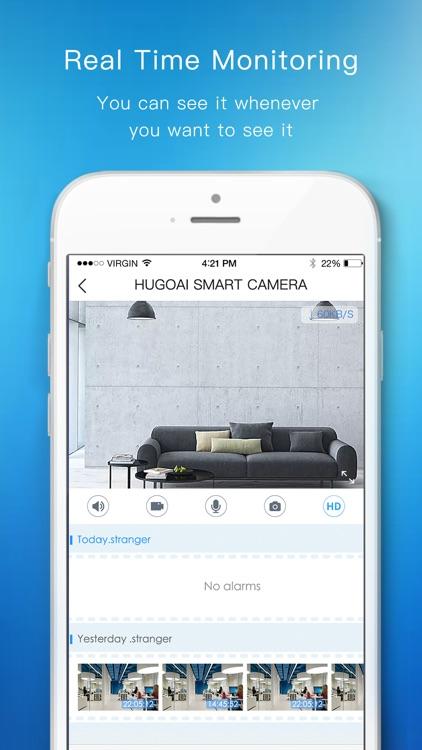 HUGO CAM screenshot-3