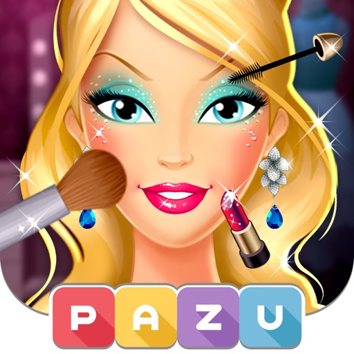 Makeup Girls Princess Prom