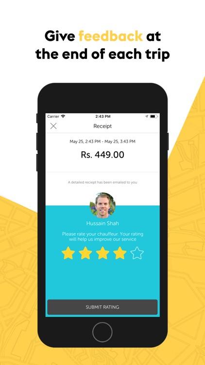 Roamer - Car Rentals App screenshot-3