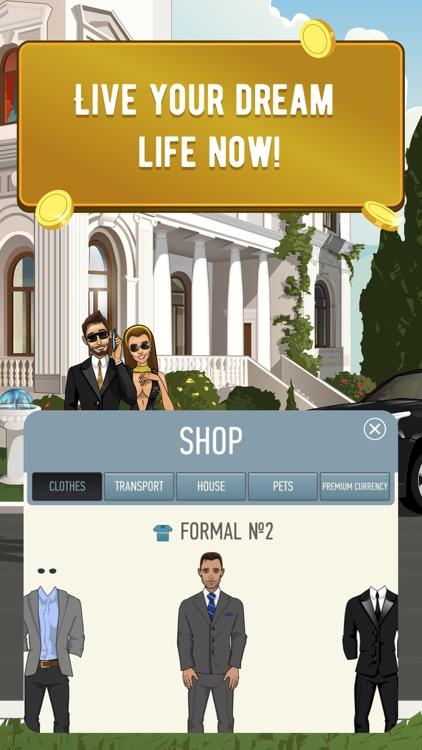 LifeSim: Life Simulator Games