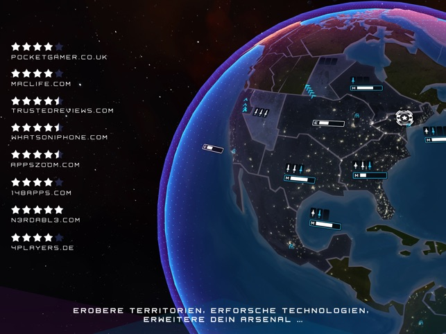 First Strike: Atomkrieg RTS Screenshot