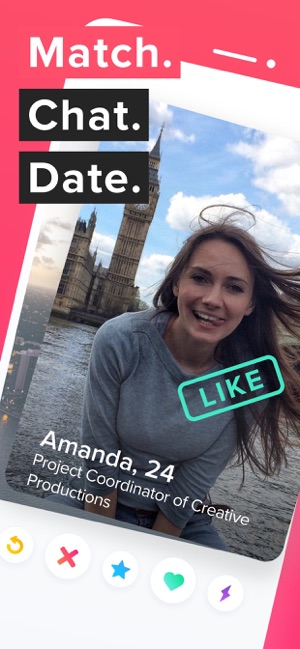 Tinder on the App Store