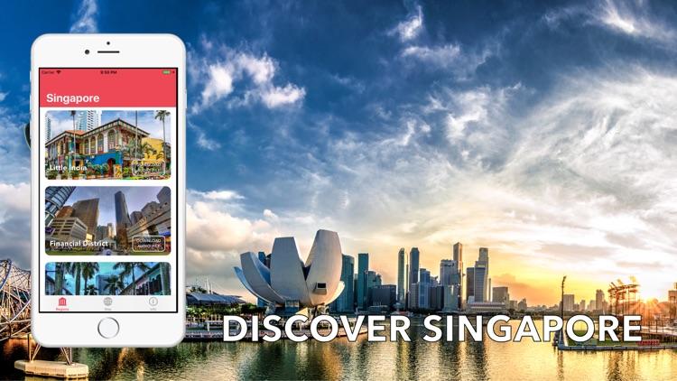 Singapore Travel Audio Guide