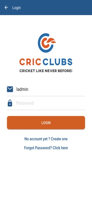 CricClubs on the App Store