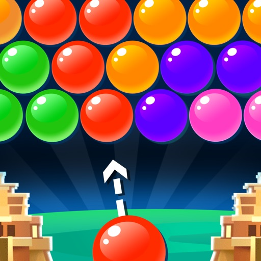 Bubble Shooter Arena - Skillz icon
