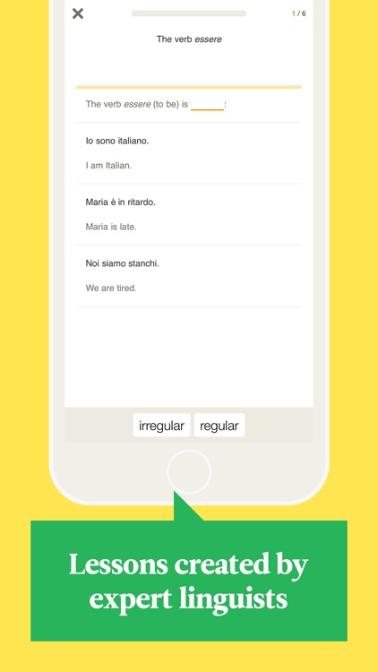 Babbel – Learn Italian screenshot-3