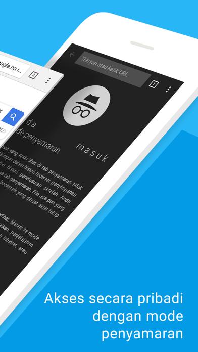 Screenshot for Google Chrome in Indonesia App Store