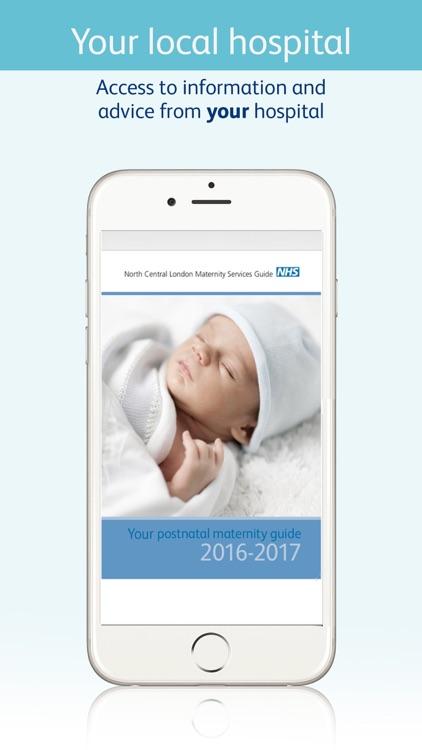 Bounty pregnancy, birth & baby screenshot-3