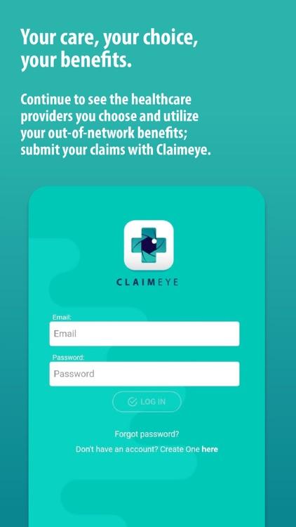 Claimeye- Medical Claims screenshot-5