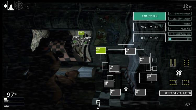Ultimate Custom Night screenshot-7