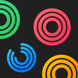 Ícone do app Activity Tracker+