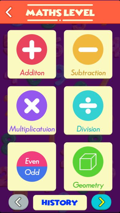 Screenshot #2 pour Maths Duel - Two Player Maths