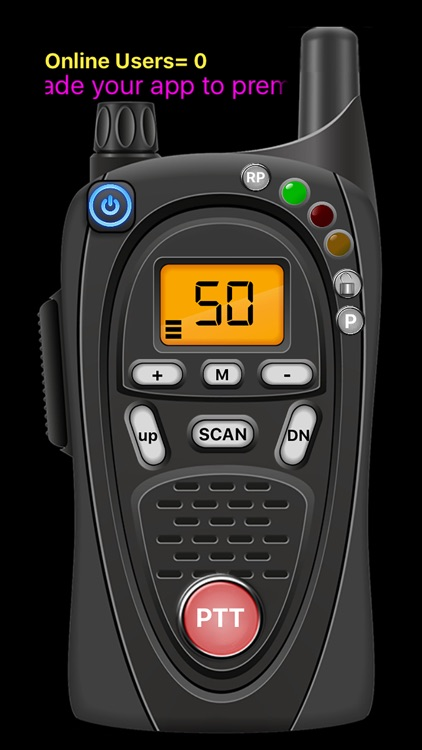 Online Walkie Talkie Pro screenshot-0