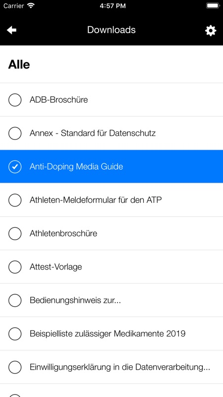 app sportler