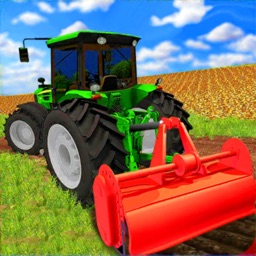 Tractor Farming Simulator 2020