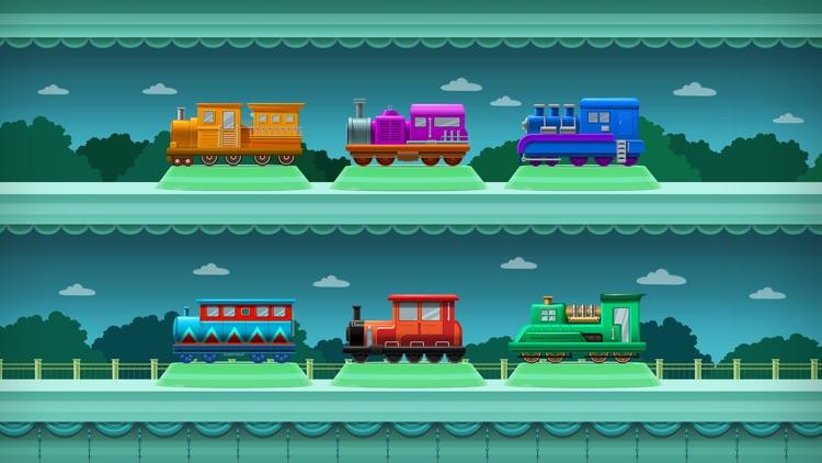 Train Builder - Games for kids screenshot-3