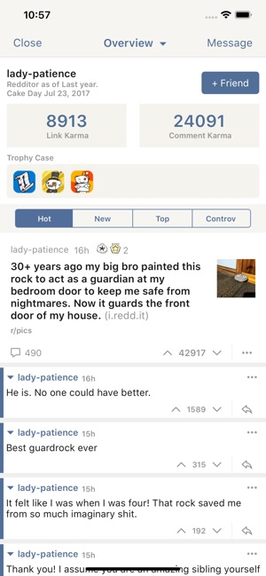 BaconReader for Reddit on the App Store