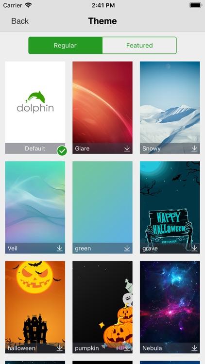 Dolphin Browser screenshot-4