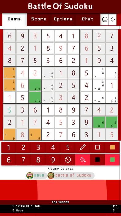 Battle Of Sudoku screenshot 5