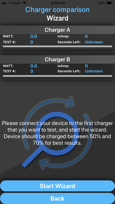 Amperes - battery charge info Screenshots