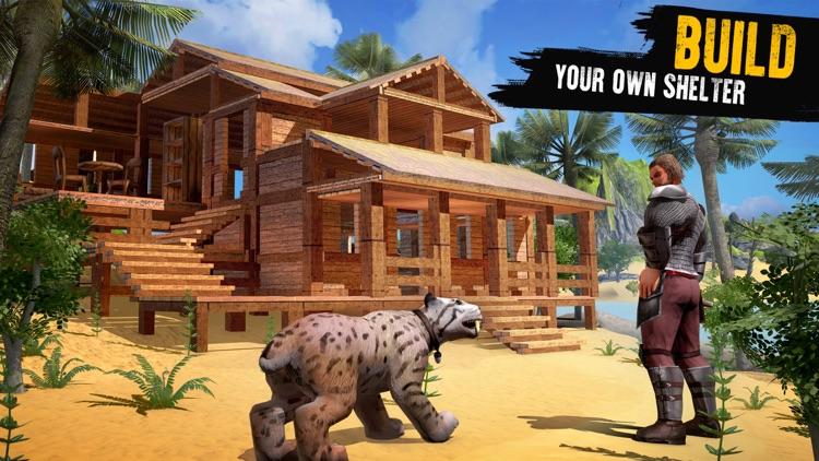 Jurassic Survival Island screenshot-3