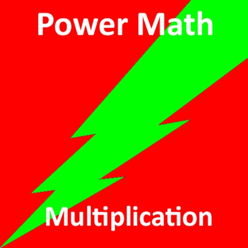 Power Math - Multiplication