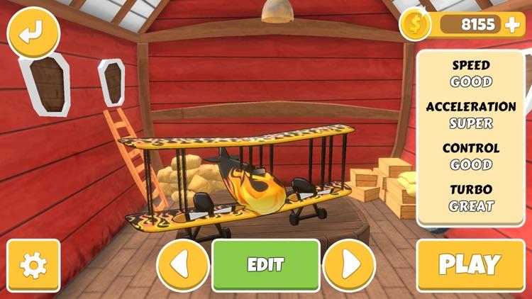 Pets & Planes - Air Race screenshot-6