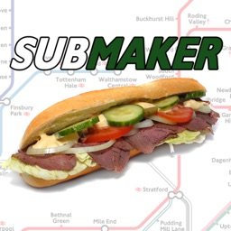 SubMaker - Save and share your favorite Subway sandwiches