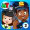 App Icon for My Town : Police App in Argentina App Store