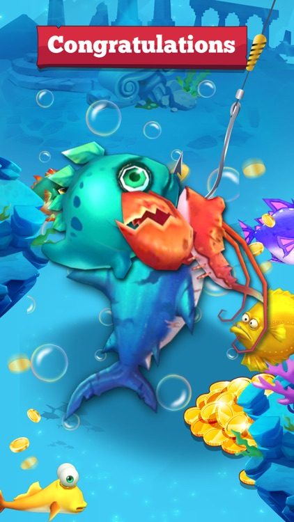 Fishing Joy 3D - Be the Master screenshot-4