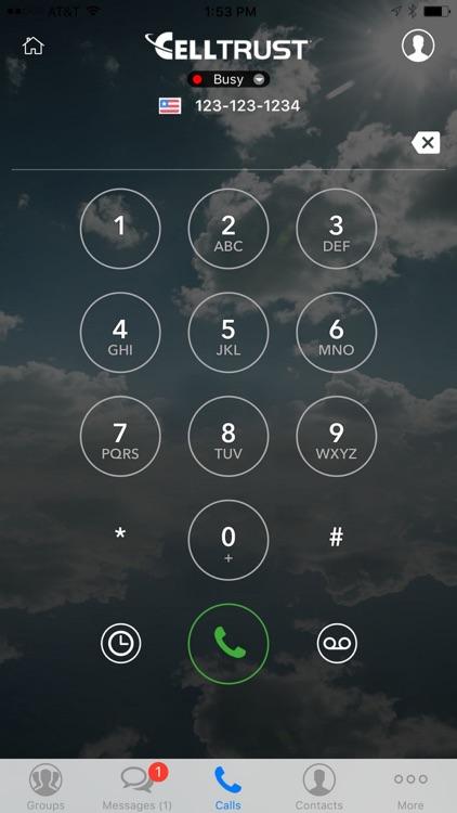 CellTrust SL2™ for Intune screenshot-3